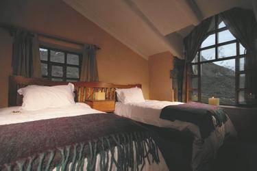 Zimmerbeispiel, Machuracay Lodge