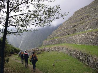 unterwegs auf dem Inka Trail, ©Alison Kincaid PC10 - April
