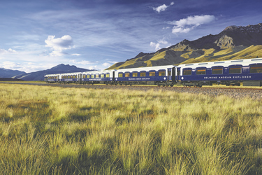 Belmond Andean Explorer ©Richard James Taylor
