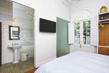 Deluxe-Zimmer (Beispiel)