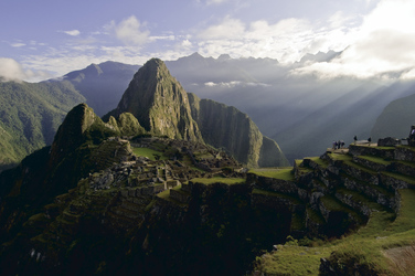 Machu Picchu, ©Mountain Lodges of Peru