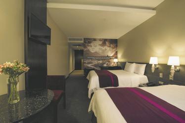 Zimmerbeispiel Hotel Arawi