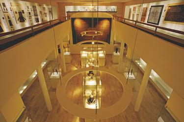 Museum im Hotel Hacienda Bahia Paracas
