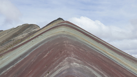 Vinicunca - der Regenbogenberg