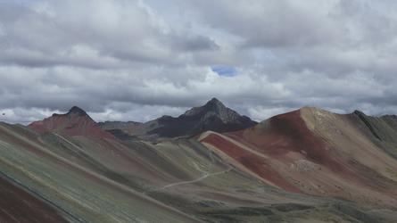 Panorama vom Vinicunca