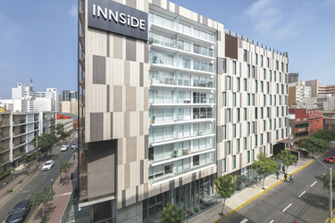 Hotel Innside by Melia Lima Miraflores