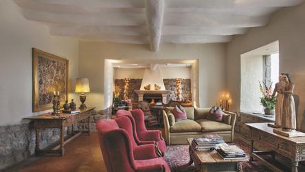 Lounge-Bereich, ©Inkaterra