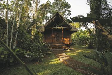 Cabana, ©Inkaterra