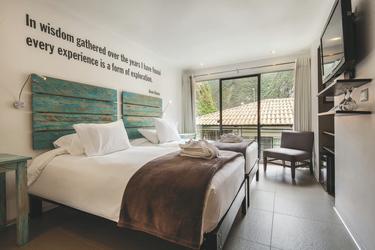 Beispiel Superior-Zimmer, ©Inkaterra