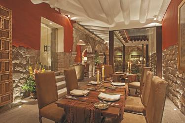 Restaurant , ©Inkaterra