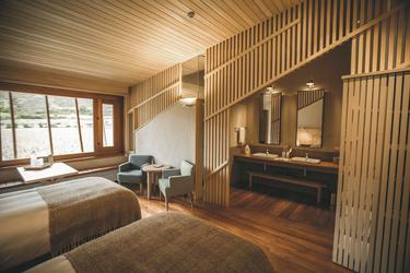 Beispiel Standardzimmer, ©explora