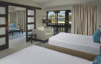 Junior Suite (Beispiel), ©Bucuti & Tara Beach Resort
