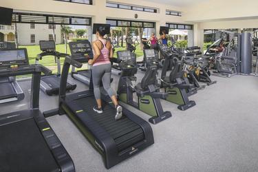 Fitness-Center, ©Bucuti & Tara Beach Resort