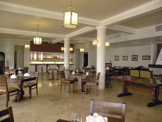 Hacienda Bahia Paracas - Restaurant