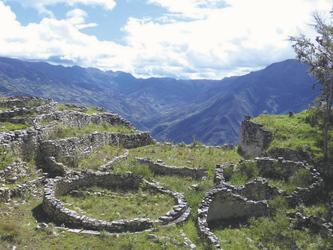 Ruinenstadt Kuelap