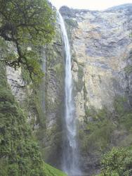 Wasserfall von Gocta