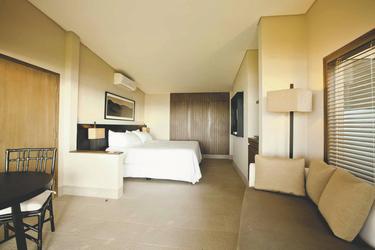 Zimmerbeispiel Hotel Arennas