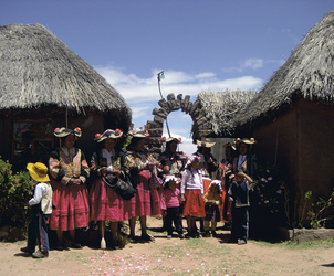 Dorfgemeinschaft Llachon