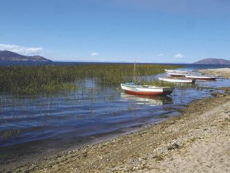 Insel Luquina
