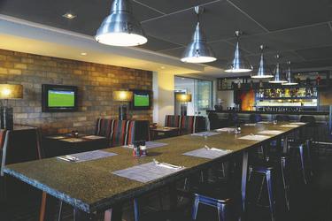 Restaurantbereich im Casa Andina Select Arequipa