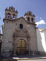 Kapelle des Monasterio Hotels