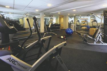 Fitnesscenter im Casa Andina Select Arequipa