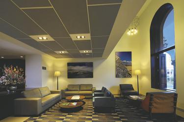 Lounge im Casa Andina Select Arequipa