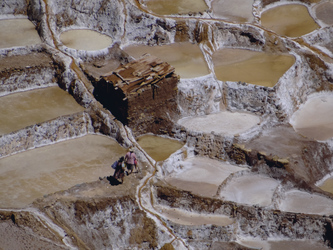 Salinen von Maras