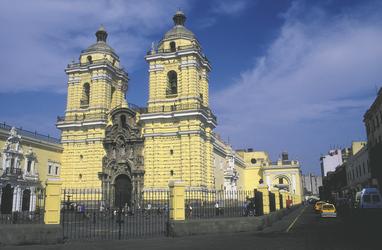 Kirche San Franciso, Lima, © S.A.T.