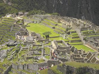 Machu Picchu, ©S.A.T.