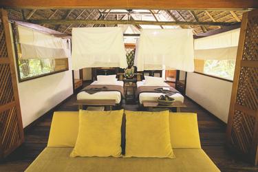 Zimmerbeispiel Cabana