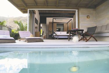 Pool der Junior Villa