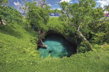 To Sua Trench © Shutterstock