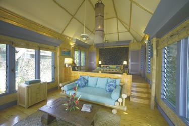 1-Schlafzimmer-Strandbungalow