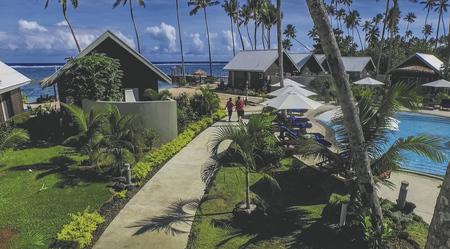 Saletoga Sands Resort (c) A. Crouchley, ©Polynesian Xplorer