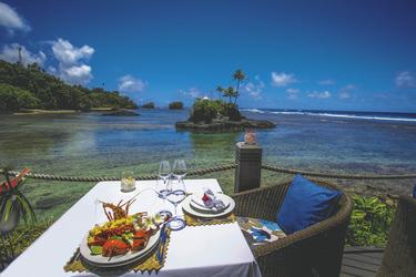 Restaurant mit Ausblick ©KIRKLAND