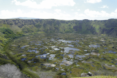 Kratersee Rano Kau