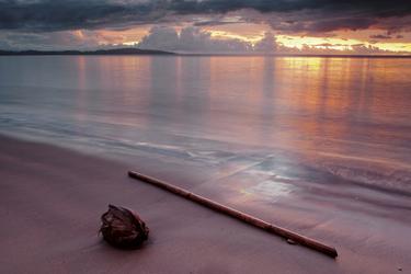 Sonnenuntergang Viti Levu