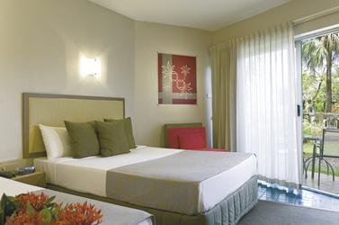 Zimmerbeispiel im Mercure Hotel