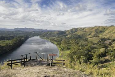 Viti Levu, am Sigatoka River