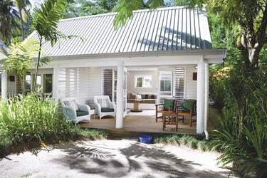 Traumhafte Unterkunft auf Malolo Island