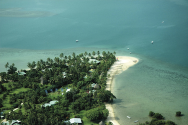 Resort Luftaufnahme