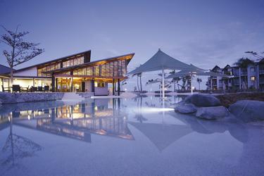 Nautilus Restaurant und Swimmingpool