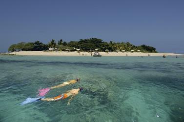 Tivua Island © C. McLennan