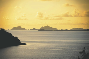Inselwelt Fiji © H. Lund