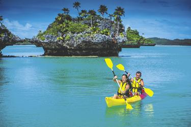 Lau Inseln, Fiji