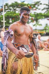 Fijianer © Lomani Island Resort