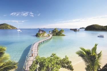 Likuliku Lagoon Resort © Hamilton Lund