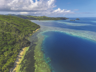 Kadavu und Great Astrolabe Reef