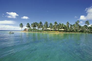 Nukubati Island